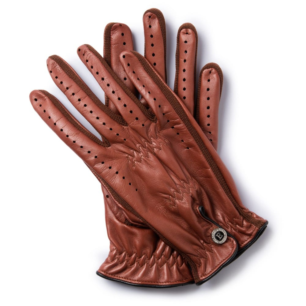 Driving gloves debenhams - Jim Clark Leather Driving Gloves Image1